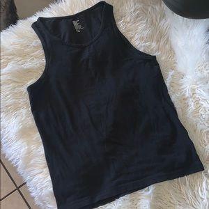 H&M sleeveless men's shirt sz small
